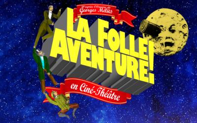 Interview d'Olivier Sir John et Thierry Rémi pour La Folle Aventure